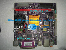 ID-PCI7E PC2000E +1.5G Integrated DDR2 CPU Industrial Control POS 17*17