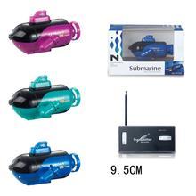 LeadingStar мини-пульт дистанционного управления модель подводной лодки игрушка детская Водонепроницаемая интеллектуальная подводная лодка игрушка Рождественский подарок ZK30