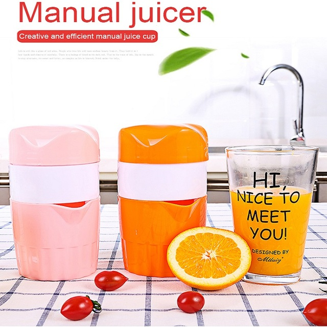 Merveilleux Manual Portable Citrus Juicer Mini Home Appliances Extractor For Hand  Juicer High Capacity Kitchen Accessories Orange Juicer