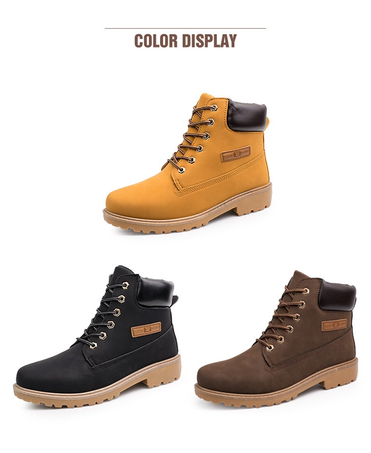 Big Size 36-46 New Brand Hot Newest Keep Warm Men Winter Boots Pu Leather Wear Resisting Casual Shoes Working Fashion Men Boots (4)