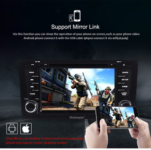 """Image 4 - 7"""" IPS Android 9.0 Car DVD Stereo Autoradio For AUDI A6 S6 RS6 1997+ Multimedia audio radio Wifi GPS Navigation headunit Player"""