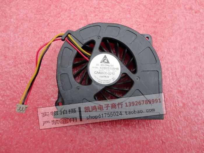 Fujitsu LifeBook S760 E751 E752 T731 AH550 AH551 AH701 TH700 E780 T730 T900 T901 CPU Fan KDB05105HB H902 битоков арт блок z 551