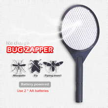 Battery Bug Zappers Flying insects mosquito killer Electric Fly Mosquito Swatter Racket Insects Pest control Safety& Non-toxic