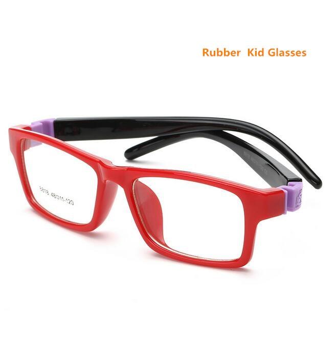 Mieli gumos kojų vaikai Gyvūnai nuimami akiniai Optiniai akiniai rėmeliai vaikams akiniai nuo saulės