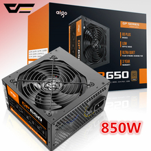 Aigo GP650 Aktive Power 80PLUS BRONZE Desktop pc Power Supply unit E-sport 850W maximale leistung 800W netzteil computer netzteil