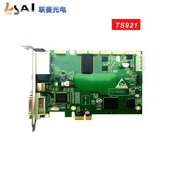цена на Linsn TS921 control system Sending card For Large Full color LED display LED controller card