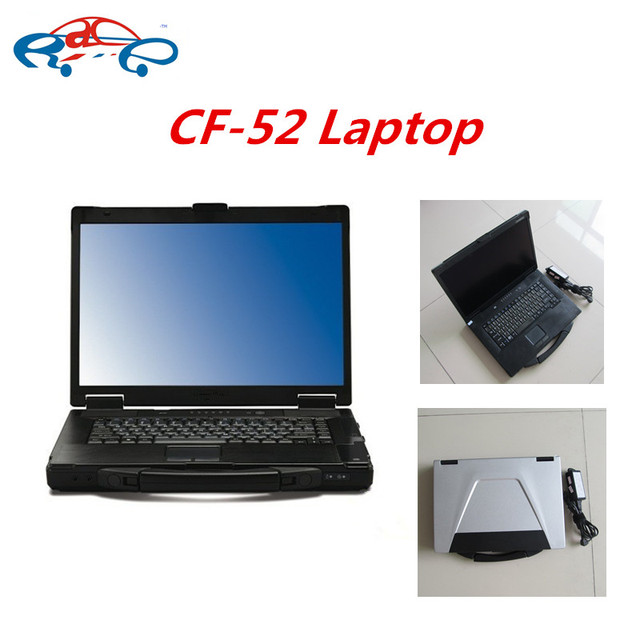 US $285 0 |Best Quality used For Panasonic Toughbook CF52 CF 52 Laptop 4g  with battery without HDD software for mb star icom DHL Free-in Car
