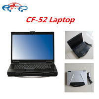 Best Quality used For Panasonic Toughbook CF52 CF 52 Laptop 4g with battery without HDD software for mb star icom DHL Free