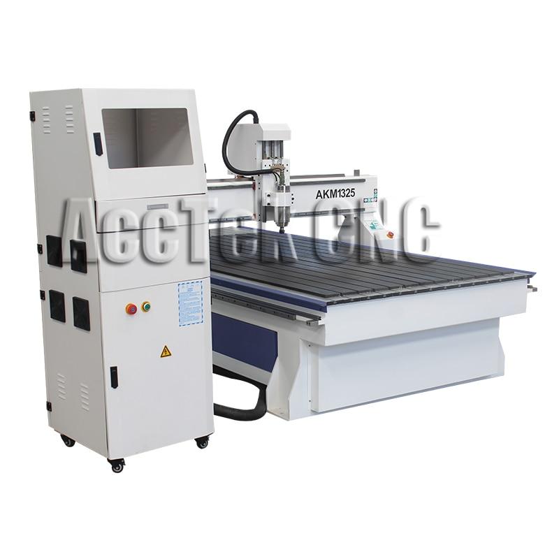 AccTek AKM1325 CNC bricolage pas cher chinois CNC routeur machine en vente