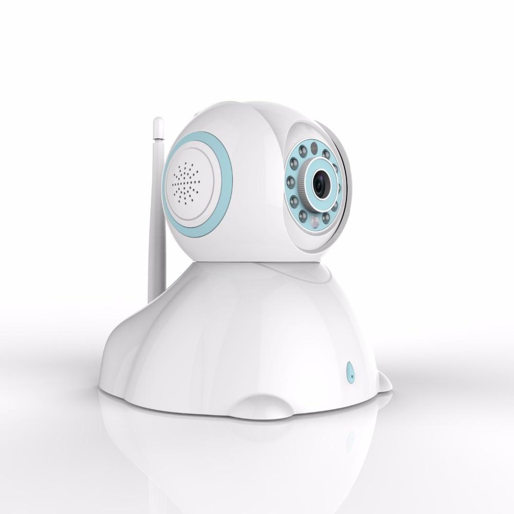 все цены на 720P One Key WIFI Wireless IP Camera IR Night Vision Support 128G TF Card Stoarage онлайн