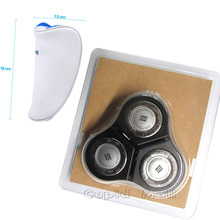 RQ11 Replacement Shaver Head Holder +Comb + carry bag for philips RQ1141 RQ1150 RQ1160 RQ1175 RQ1180 RQ1190 RQ1195 RQ1155