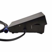 TIG сварочный Педальный пульт дистанционного управления током 12pin воздушная розетка 3,2 м длинный кабель TIG импульсный AC DC инвертор сварочный аппарат