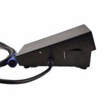 Machine à souder TIG à pédale télécommande, contrôleur de courant 12 broches, prise dair, 3.2M de Long, câble à impulsion TIG, onduleur AC cc