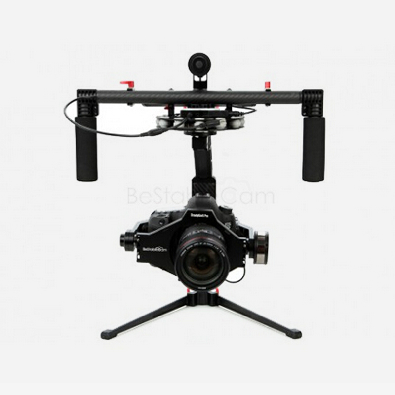 RTF Brushless DSLR Gimbal with 32bit BGC for Canon 5D2.3stabilizer GH3 GH4 A7s lighter vs Ronin m