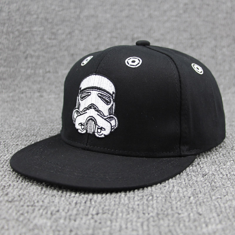 Children's Snapback Cap Star Wars Caps Cool Strapback Letter Baseball Cap Bboy Hip-hop Hats Embroidery Hip Hop Hat Outdoor Cap boapt unisex letter embroidery cotton women hat snapback caps men casual hip hop hats summer retro brand baseball cap female