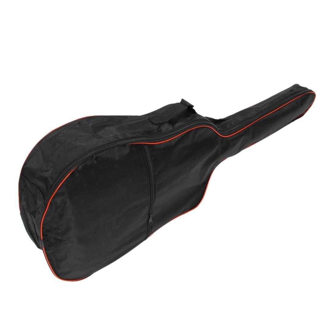 41 Inch Classical Acoustic Guitar Back Carry Bag 5mm Shoulder Straps