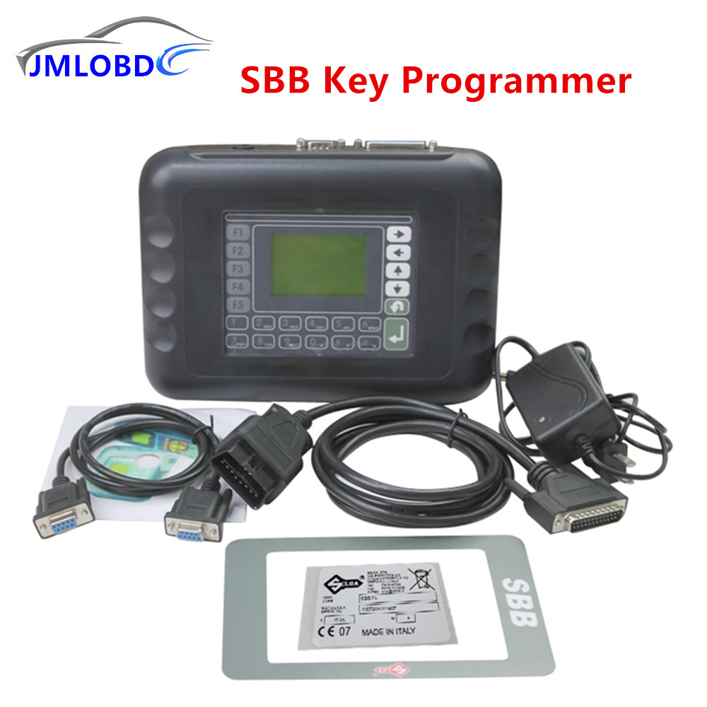 Factory Price SBB key Program V33.02 SBB Silca Car Key Programmer SBB Auto Key Maker Remote Immobiliser Pin Code For Many Cars недорго, оригинальная цена