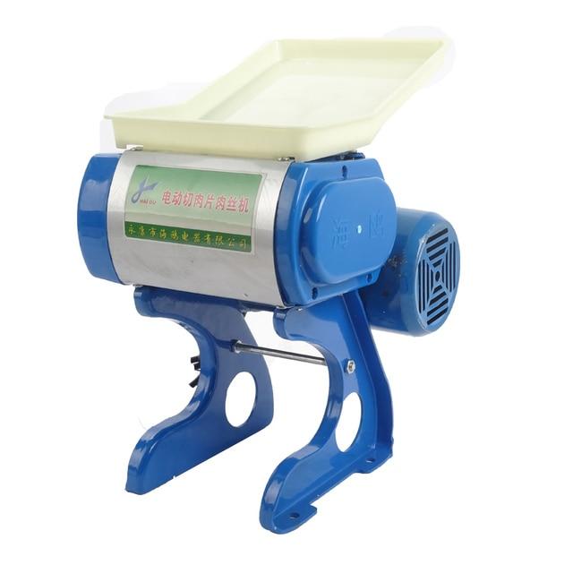 1PC 220V Electric Meat Slicing Machine ho-70 Meat Slicer Meat Grinders For Sale Home Use Production: 50 Kg/hour