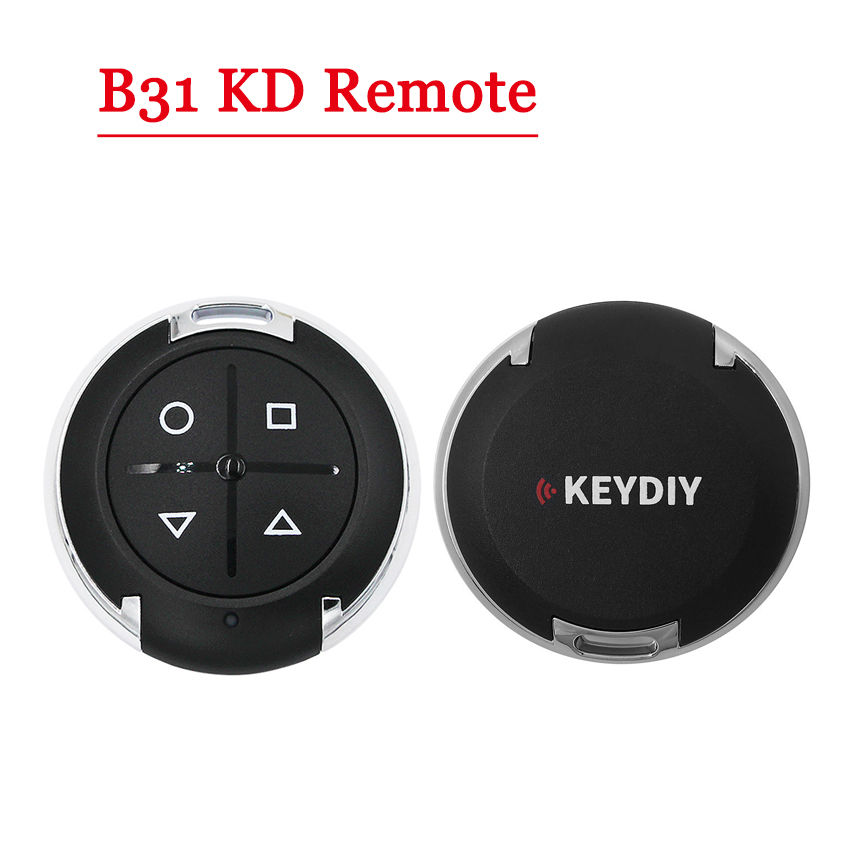 Free Shipping ( 5pcs/LOT ) KEYDIY Original KD900 KD900+ URG200 KD-X2 Key Generator B Series Remote Control B31 Auto Garage Door