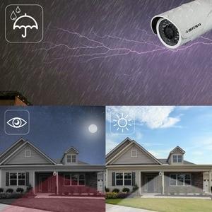 Image 5 - DEFEWAY 8CH CCTV カメラシステム 1080 p 8 ピース 2000TVL Ir 屋外ナイトビジョン CCTV の HD セキュリティ監視 DVR キット 1 テラバイト HDD