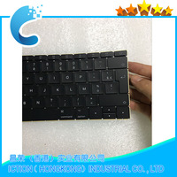Original New A1534 AZERTY Keyboard 2016 Years For Apple Macbook 12 A1534 Franch Keyboard Replacement