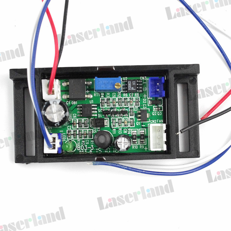 DRIVER-200mw-1000mw-IR Power Supply Driver for 808nm 850nm 980nm IR Infrared Laser Diode TTL 12V 1.2A 200mw-1000mw 808nm 300mw high power burning infrared laser diode lab