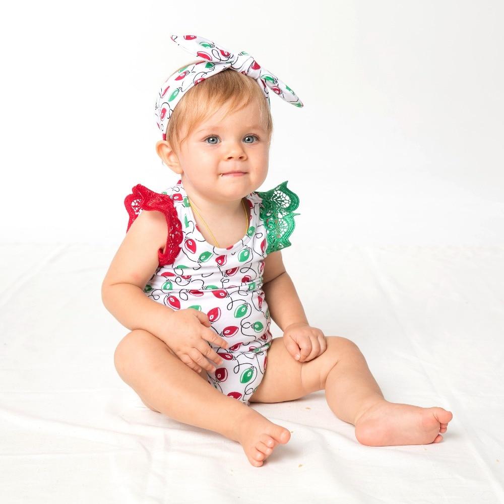 YK & Loving Sweet Baby Romper Girl Embroidery Angel Wing Shoulder - Babykleding