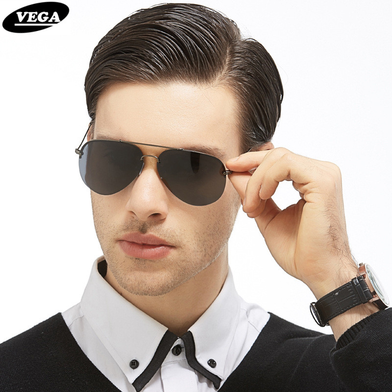 VEGA Classic Aviation Polarized Sunglasses Men Women ...
