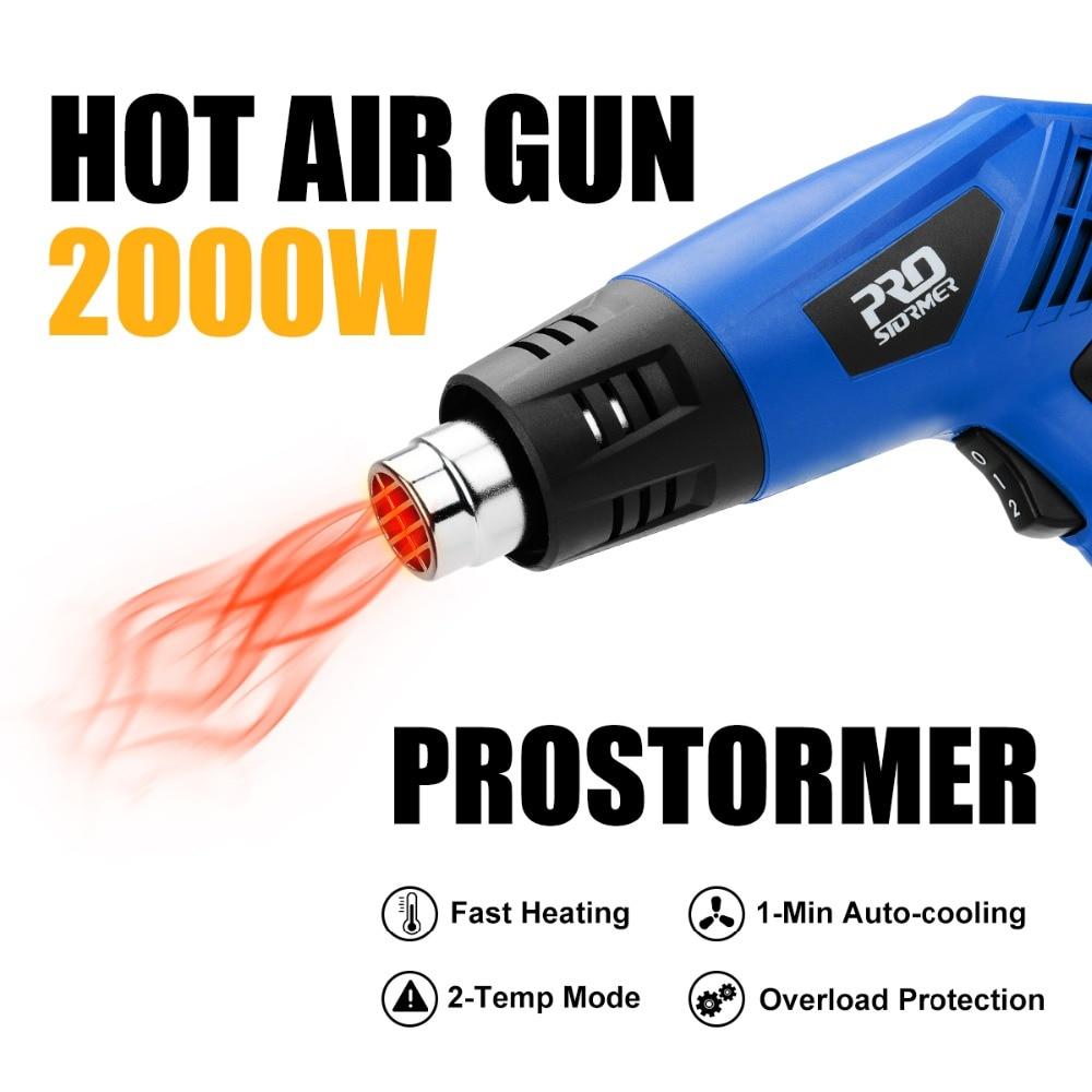 PROSTORMER HOT AIR GUN