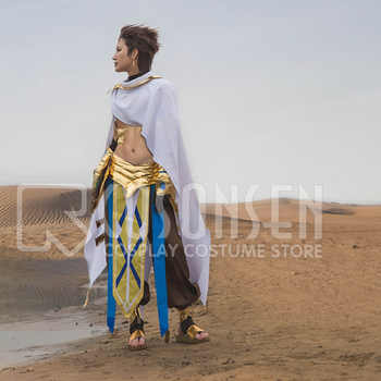 Fate Grand Order FGO Ramesses II Ozymandias Stage 2 Cosplay Costume COSPLAYONSEN All Sizes - DISCOUNT ITEM  0% OFF All Category