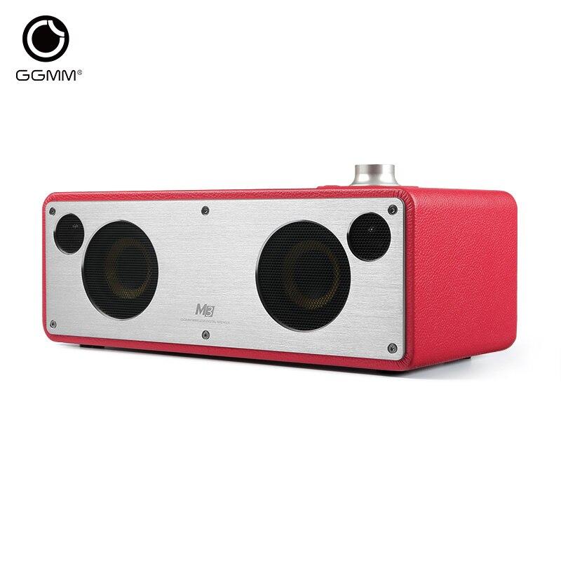 где купить GGMM Reddot Award Bluetooth Speaker WiFi Wireless Speakers Column Subwoofer HiFi Stereo Speaker DLNA Airplay Spotify Aux/WIFI/BT по лучшей цене
