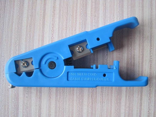 RJ45 Punch Down UTP/STP cable stripping tool Network Cable wire ...
