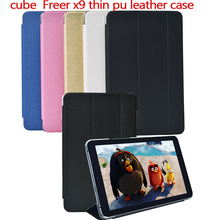 For CUBE Freer X9 U89 Table PC  8.9″ Leather PU Case Protective Cover Case For ALLDOCUBE Freer X9 U89