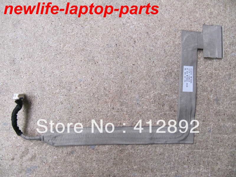 original W760S LCD cable 6-43-W76S1-010 test good free shipping maybelline new york superstay 24 30 золотисто бежевый