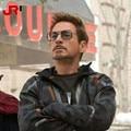 5a33c257d8 CHUN hombre Steampunk gafas de sol Tony Stark Matsuda gafas de sol Retro  Vintage gafas de
