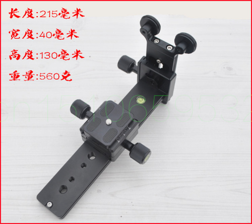 Quick Release Plate Tripod Tripod Rail Quick Release Plate Clamp Arca Swiss Adapter Photography Accessories fittest custom l bracket l plate vertical plate for nikon d500 d500 arca swiss rrs lever release clamp compatible