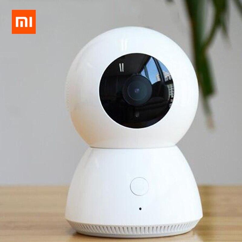 Original Xiaomi Mijia Smart Camera Panoramic Camera 1080P Full HD Night Vision Webcam Camcorder WiFi Wireless IP Web Cam MI APP