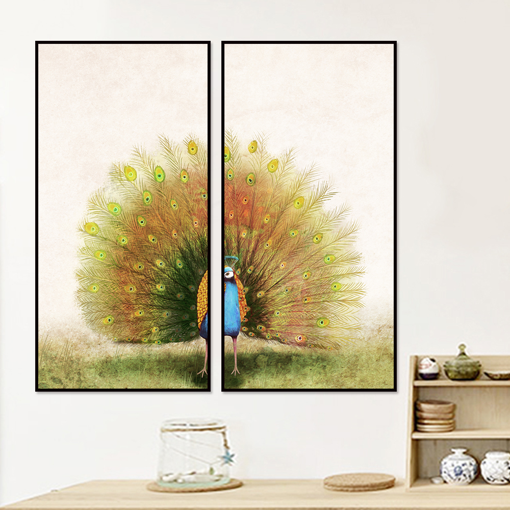 Unusual Abstract Canvas Wall Art Sets Pictures Inspiration - The ...