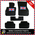 Brand New Rubber Material Union Jack Style Foot Mat For Mini Cooper F54 Clubman Only (5 Pcs/Set)
