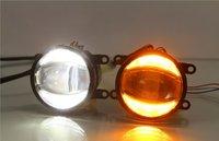 Osmrk led fog lamp + daytime running light for Nissan patrol 2005 15, CABSTAR Trailblazer