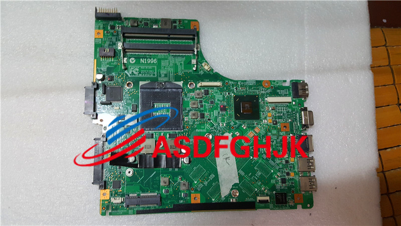 Original stock system board for MSI X460DX MOTHERBOARD MS-14911 VER:1.0 100% work perfectly 574680 001 1gb system board fit hp pavilion dv7 3089nr dv7 3000 series notebook pc motherboard 100% working