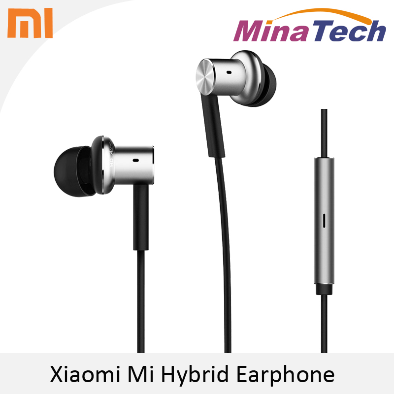 100% Original Xiaomi Mi Hybrid Earphone, Mi In-Ear earphones Pro, 1 More Multi-unit Circle Iron Earphones IN STOCK! цена 2017