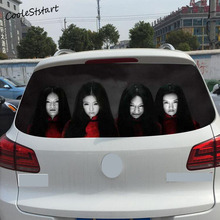 Terror Car Styling High Beam Car Stickers 23 60cm Fashion Creative Decorative Stickers