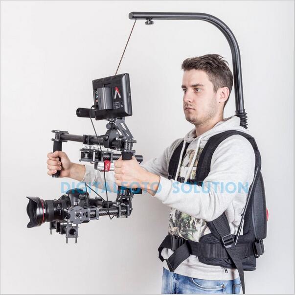 Comme EASYRIG 1-6 kg vidéo caméra cardan accessoires pour REFLEX NUMÉRIQUE DJI Ronin M/S ZHIYUN WEEBILL LABORATOIRE Grue 3 MOZA AirX AK2000/4000