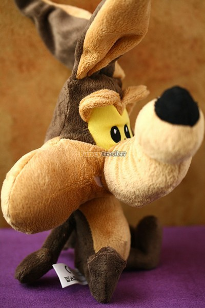 Fancytrader 13\'\' 32cm Limited Edition! Copyrighted Plush Stuffed Coyote Wolf, FT90376 (9)