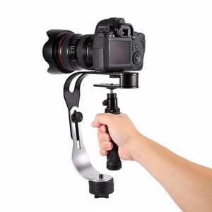 Image 3 - עבור Feiyu/Zhiyu עוזר צלם כף יד מייצב וידאו דיגיטלי מצלמה מחזיק תנועה Steadicam עבור Canon/ניקון/סוני/gopro טלפון DSLR