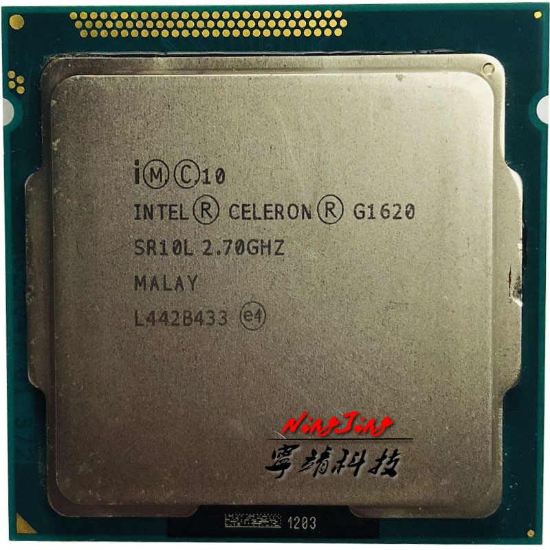 Prosesor Intel Celeron G1620 2.7 GHz Dual-Core CPU Prosesor 2M 55W LGA 1155