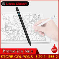 Capacity Touch Pencil For Apple Pencil Tablet Pen Pencil For iPhone X 8 7 For iPad mini 1/2/3/4 For Xiaomi Pad /2/3 Painting Pen