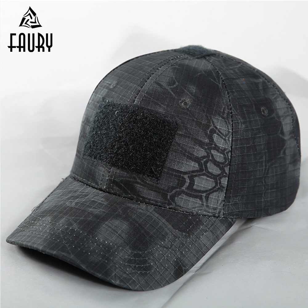 Military Hat Camouflage Cap Gorro Militar Hombre Hat For Men Army Special Forces Tactics Frog Combat Hat image