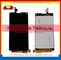 """Высокое Качество 4.7 """"для ZTE Nubia Z5S mini NX403A Полный Жк-Дисплей С Сенсорным Экраном Дигитайзер Панели Ассамблея Полный Черный Белый"""